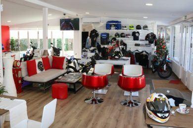 Motor&Fun Café-tienda 5