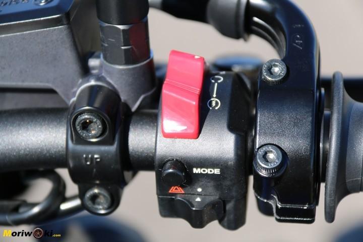 Prueba Yamaha MT-09 SP piña