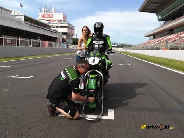 European Kawasaki Z Cup moriwoki 23