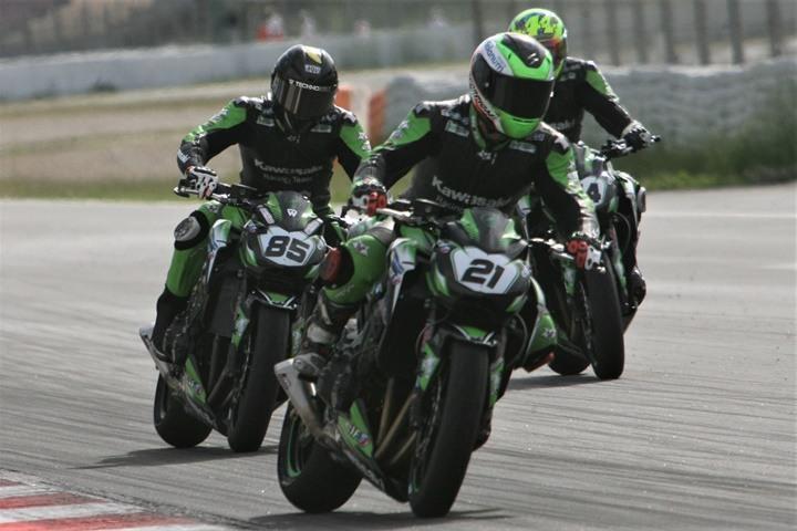 European Kawasaki Z Cup moriwoki 2