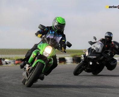Cursos de conducción de moto otoño 2018 1
