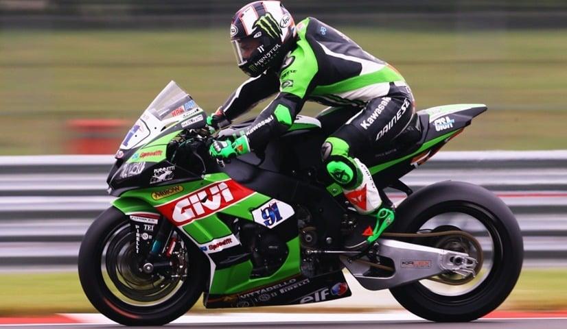 Leon Haslam ficha por Kawasaki para el WSBK 24