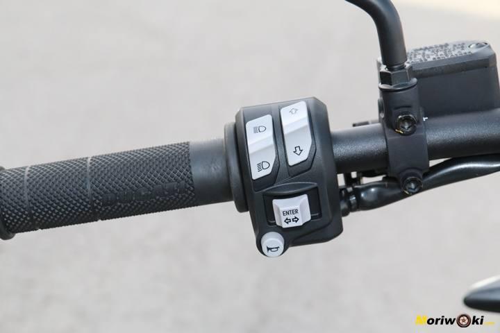 Ducati Scrambler 1100 Special Prueba electronica