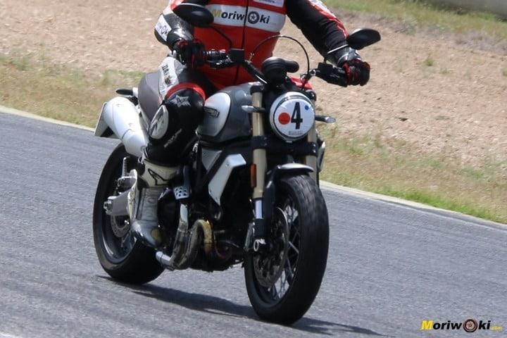 Prueba Ducati Scrambler 1100 Special 135