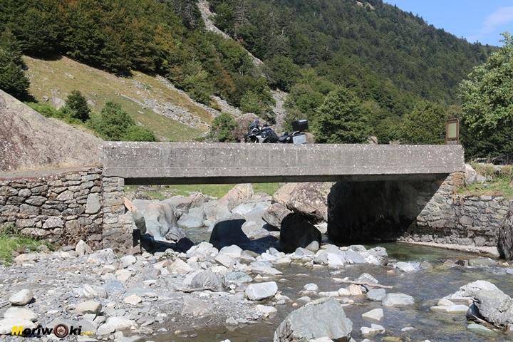 Prueba BMW R1200GS puente
