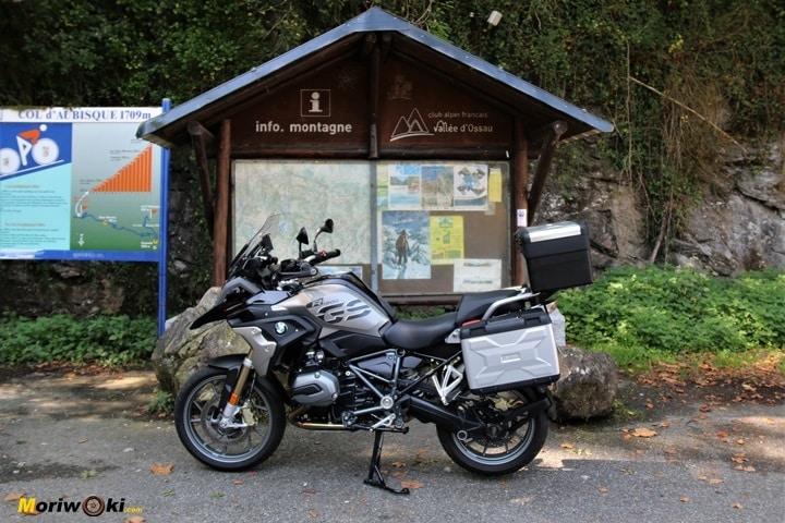BMW R1200GS Prueba en el corazón del Pirineo francés