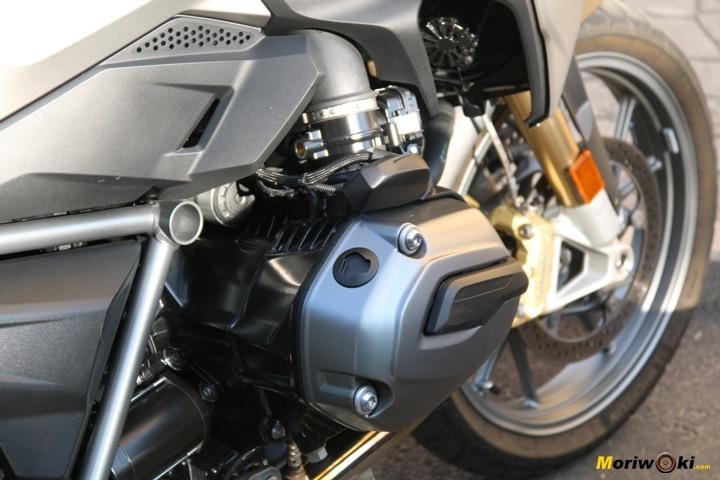 Prueba BMW R1200GS el boxer