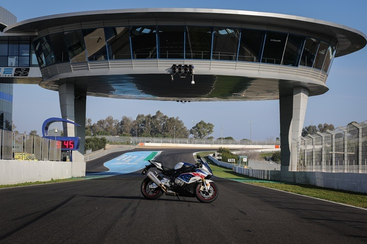BMW S1000RR prueba Ismael Bonilla 12