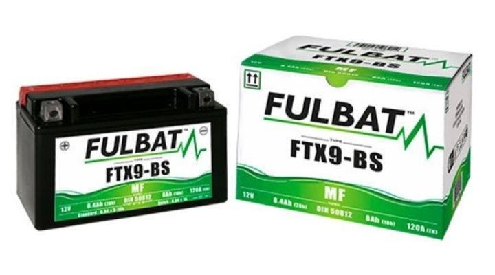 Batería de GelFulbat YTX9-BS