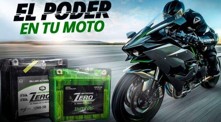 Batería para Motos
