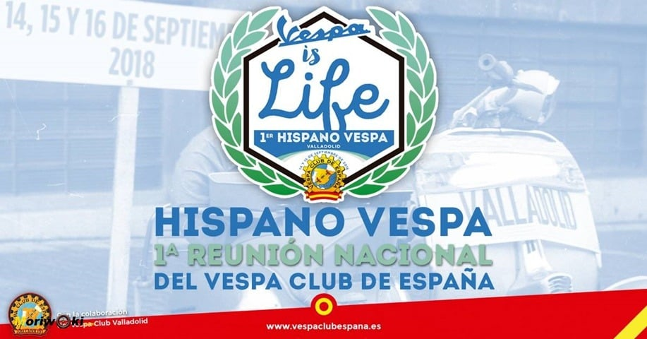 Primera Hispano Vespa