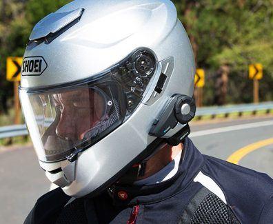 intercomunicador de moto