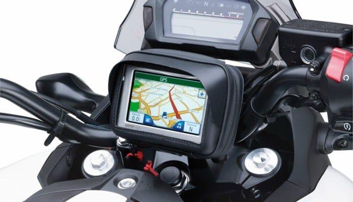 Soportes GPS para motos