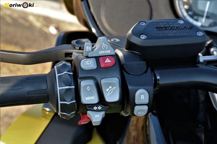 BMW K1600 Grand America 8