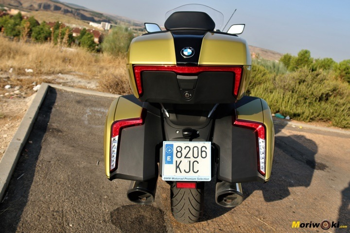 BMW K1600 Grand America 7