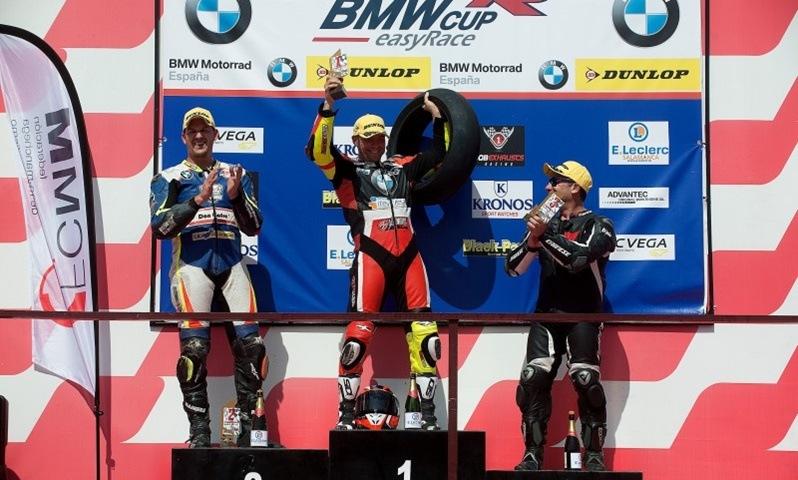 Final BMW RR CUP EasyRace 2018 David Rasero