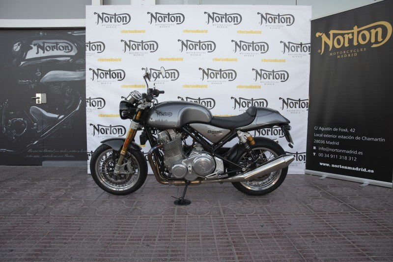 Norton desembarca en Madrid. Norton Capital 2