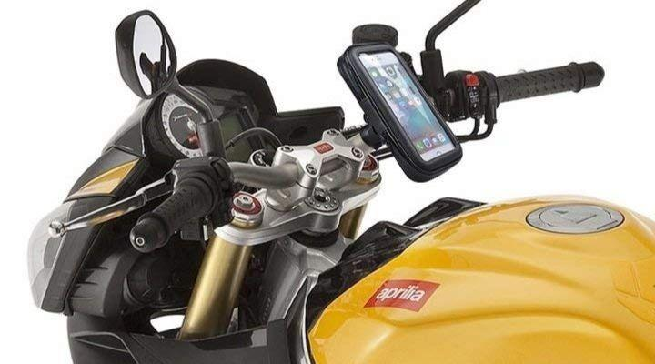 Soporte de movil para moto JCB holders