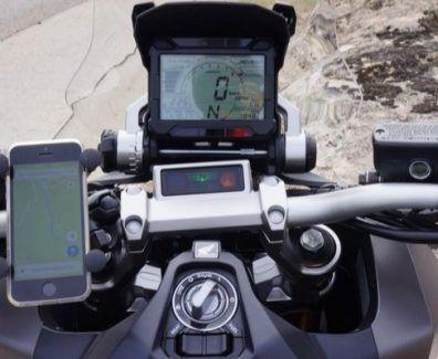 Soporte movil para motos
