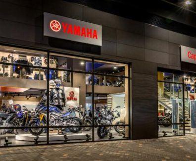 Yamaha Capital fachada