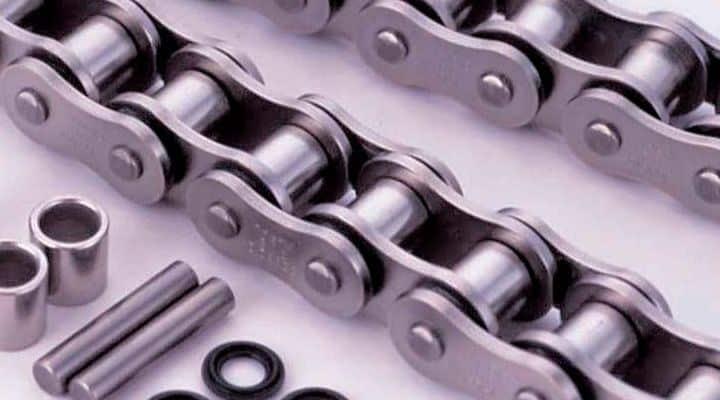 mantenimiento de cadena moto