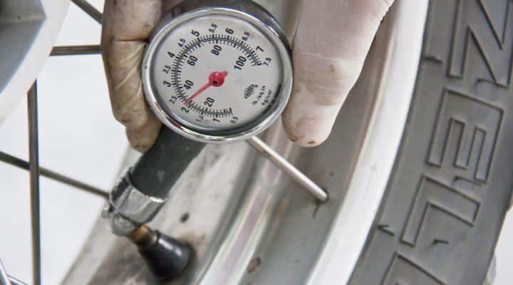 medir presion de aire