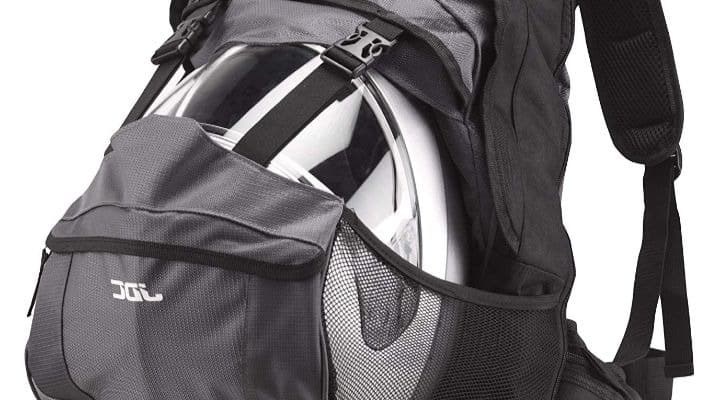 mochila para moto jdc