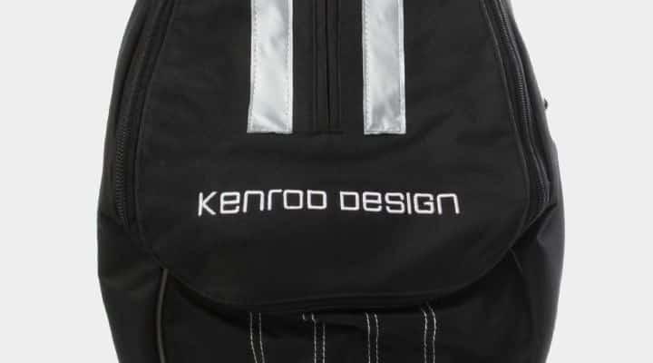 mochila portacasco kenrod desing