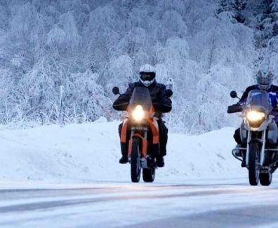 Chaquetas de moto para invierno