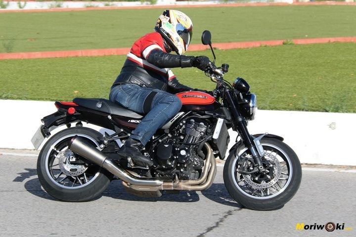 Kawasaki Z900RS, el espíritu del pasado en el presente