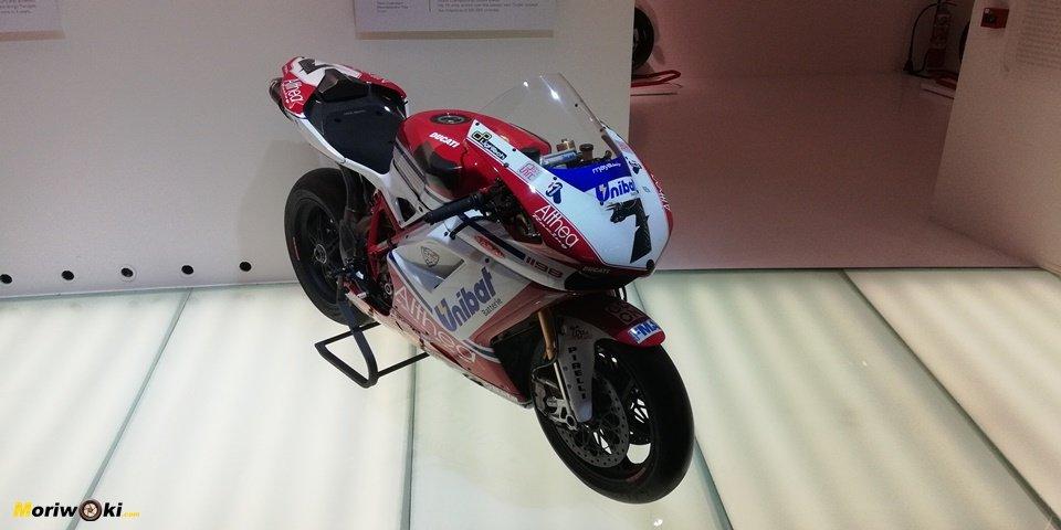 La 1098R de Carlos Checa