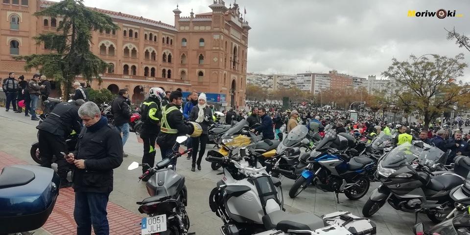 Madrid en moto Ventas