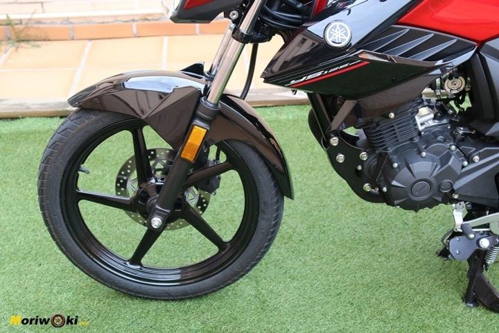 Horquilla Yamaha YS125