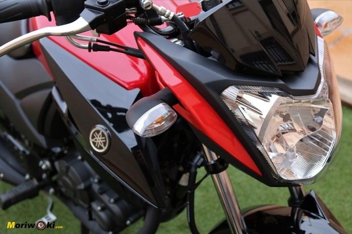 Prueba Yamaha YS125 y su cúpula