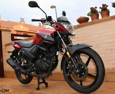 Yamaha YS125 Prueba IMG_7984