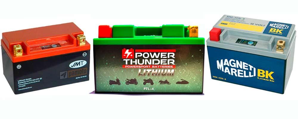c49c7d79af4 Baterías de Litio para Motos: Todo lo que debes saber sobre ellas y Cómo  Elegir