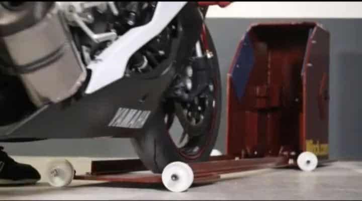 como usar un wilock para motos