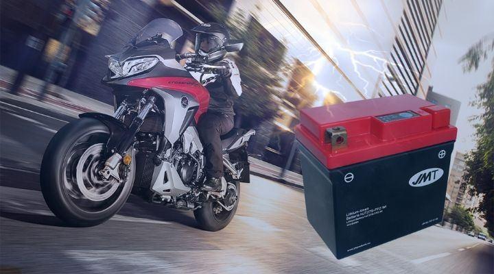 elegir bateria de litio para motos