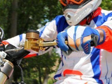 manetas para motos