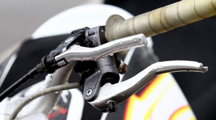 tipos de manetas para motos