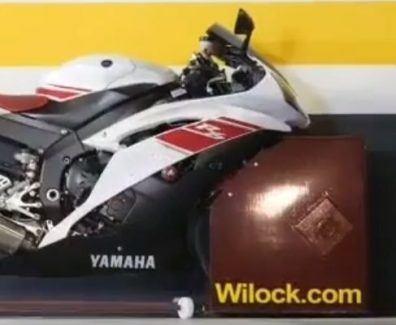 wilock para motos