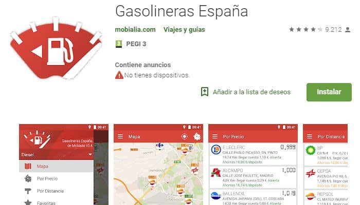 gasolina-spain-pvp-actual