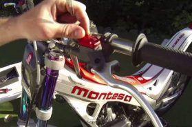 palanca de embrague para motos