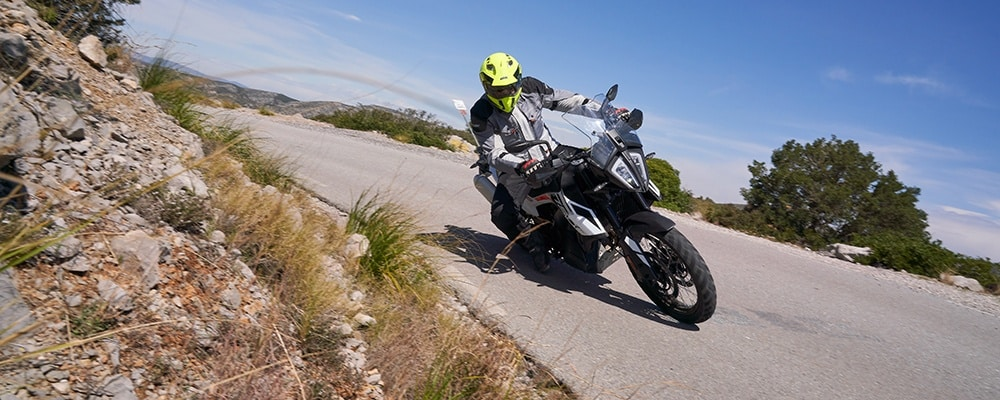 Prueba KTM 790 Adventure 2019