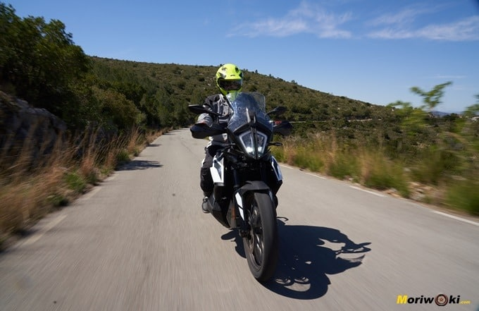 Llega la KTM 790 Adventure