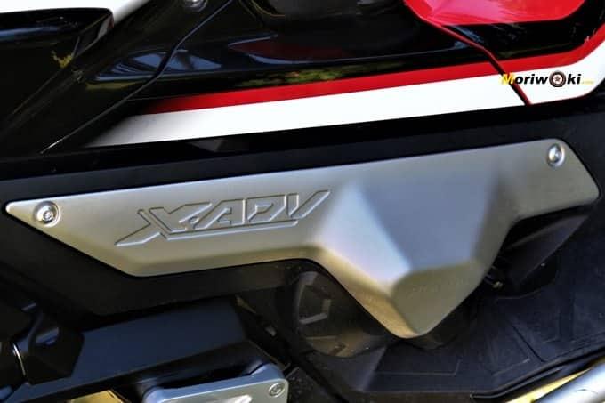 Anagrama del Honda X-ADV