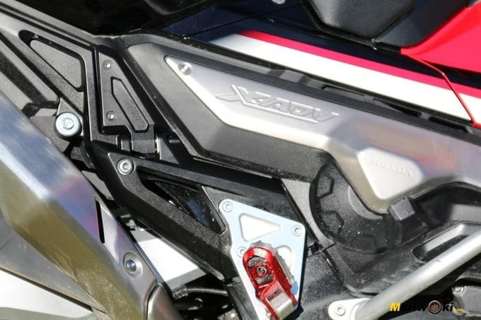 Escape del Honda X-ADV