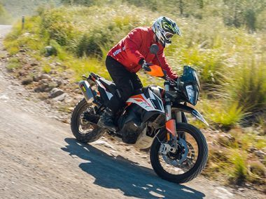Prueba KTM 790 Adventure R