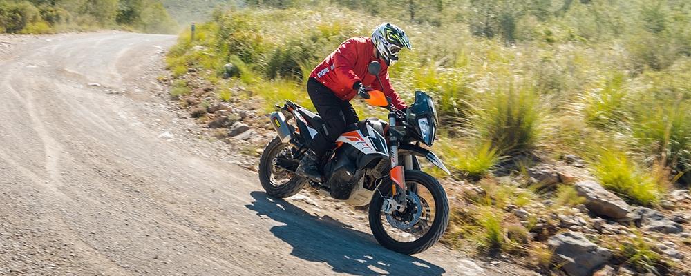 KTM 790 Adventure R, el Espíritu Trail más puro
