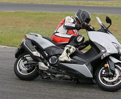 Prueba Yamaha Tmax 530 DX